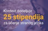 25 stipendija za učenje stranih jezika