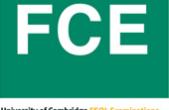 Cambridge English: First (FCE)
