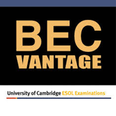 Business English Certificate (BEC2) Vantage