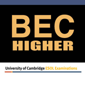 Business English Certificate (BEC3) Higher